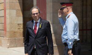 La creació de la guàrdia pretoriana del president català ha fet sor
