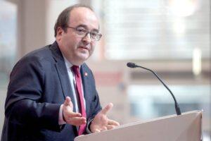 Miquel Iceta s'ha convertit en el polític de moda a Catalunya.