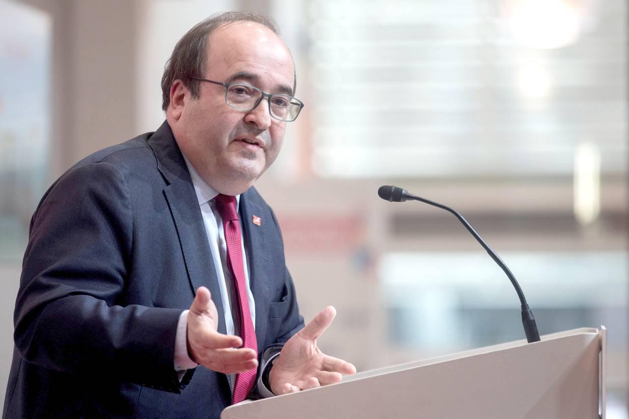 Miquel Iceta se ha convertido en el político de moda en Cataluña.