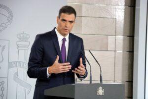 Pedro Sánchez, balance dos meses
