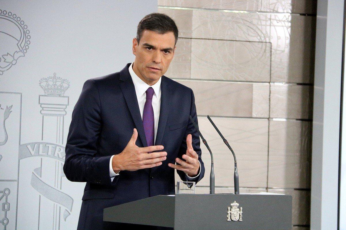 Pedro Sánchez, balanç dos mesos