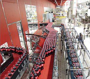 planta Cobega Coca-Cola