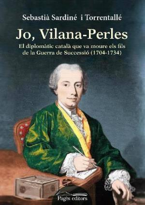 portada llibre 'jo vilana perles'