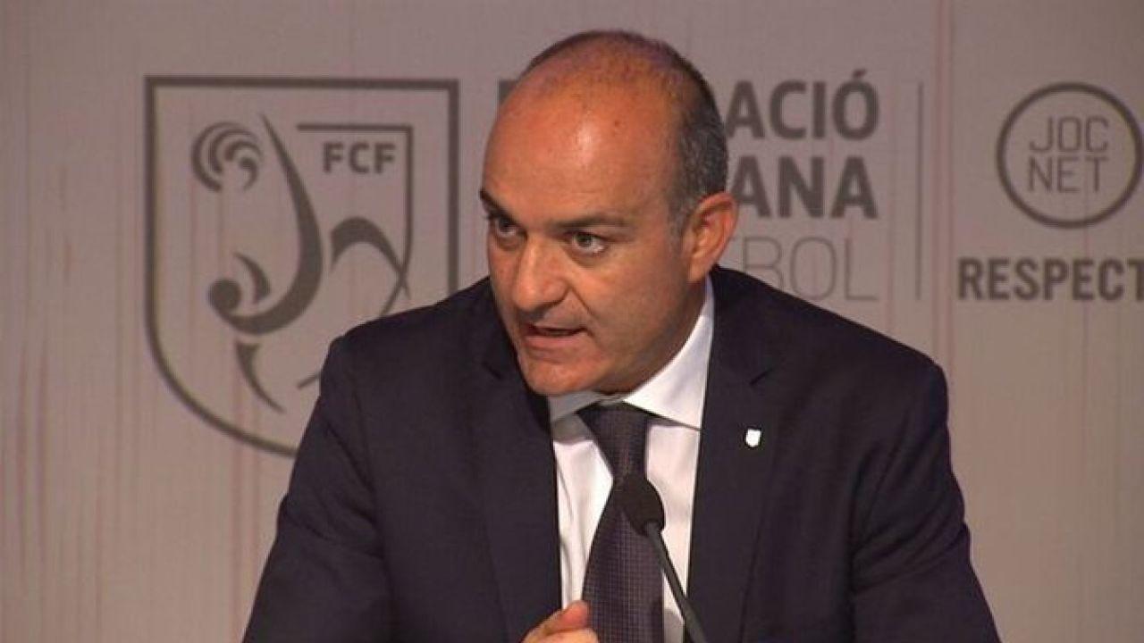 A Andreu Subies només li queda la seva antiga Federació per intentar