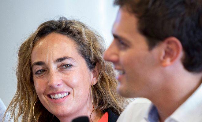 Carolina Punset, amb Albert Rivera
