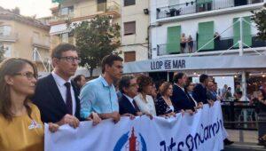 Manifestació Cambrils