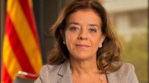 Núria Llorach, presidenta de la CCMA