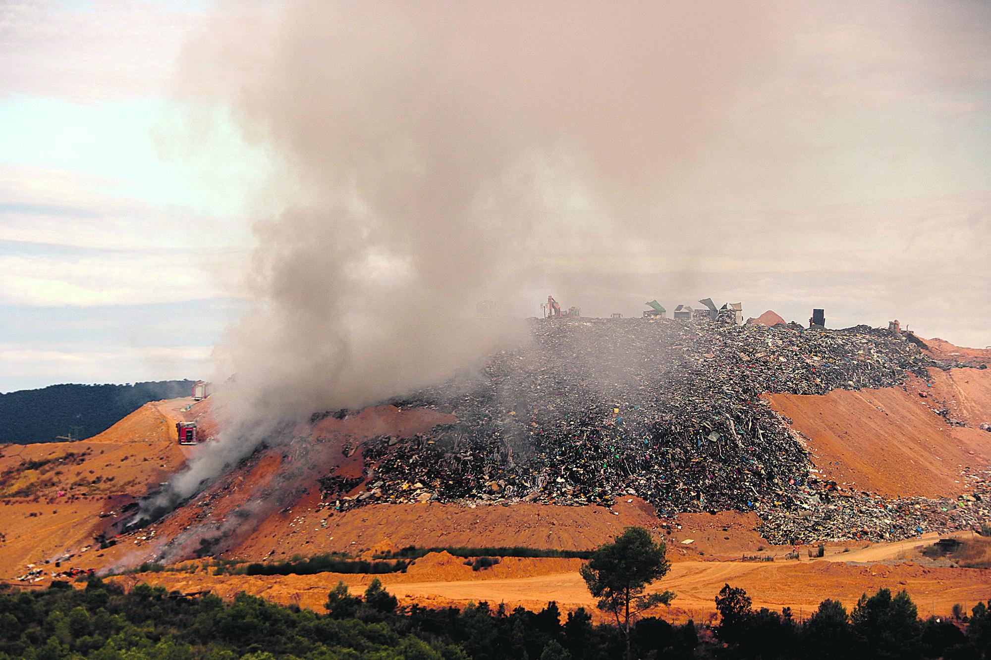 L'abocador de Can Mata ocupa 28 hectàrees i ara CESPA vol ampliar-l