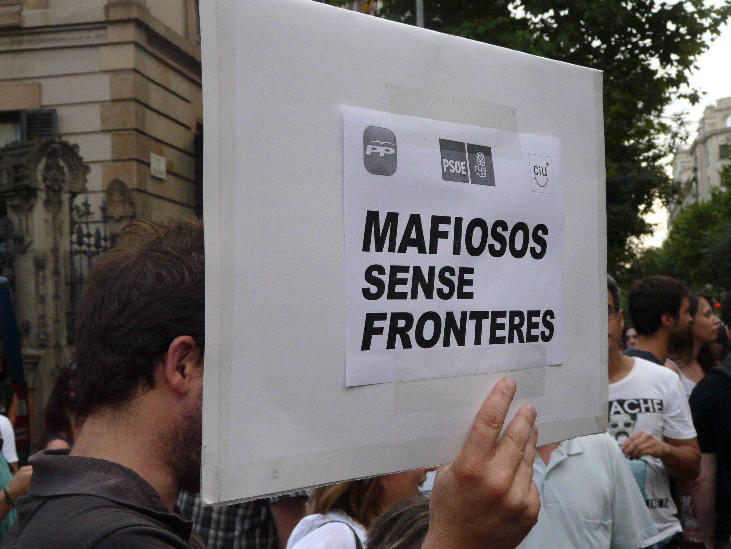 Protesta subdelegació