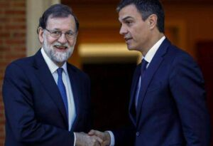 Mariano Rajoy i Pedro Sánchez