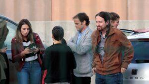 Pablo Iglesias a Lledoners