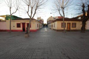 """""""Casas baratas"""" del barrio del Bon Pastor"""
