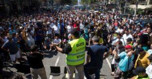 Los taxistas desconvocan la huelga