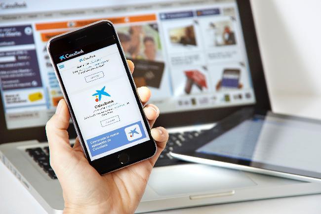 CaixaBank aconsegueix un rècord històric amb 7 milions de clients di