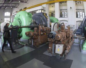 Central eléctrica de Talarn