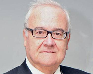 Josep Prat, expresident de l'ICS