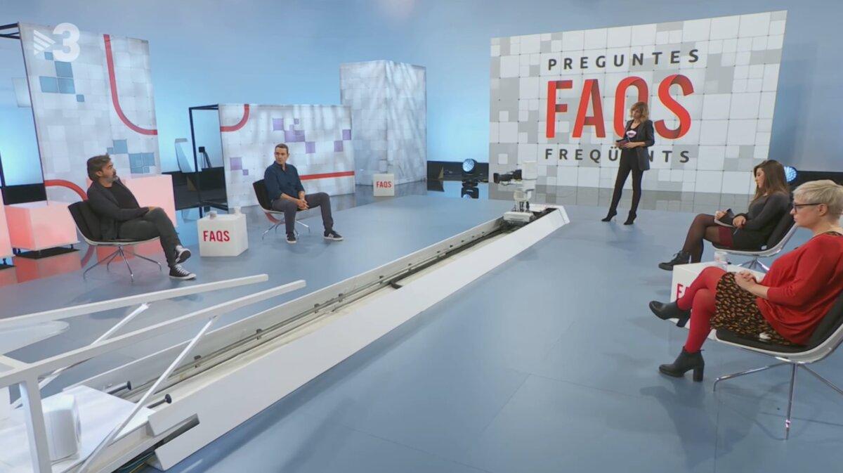 Programa 'FAQS' del passat 14 de novembre