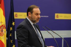El ministre José Luis Ábalos