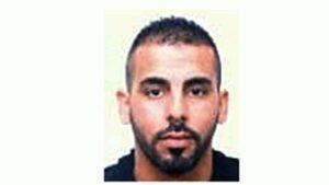 Abdelouahab Taib, atacante comisaría de los Mozos de Cornellà