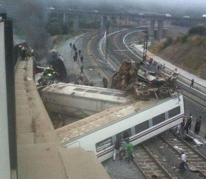 Accident Santiago