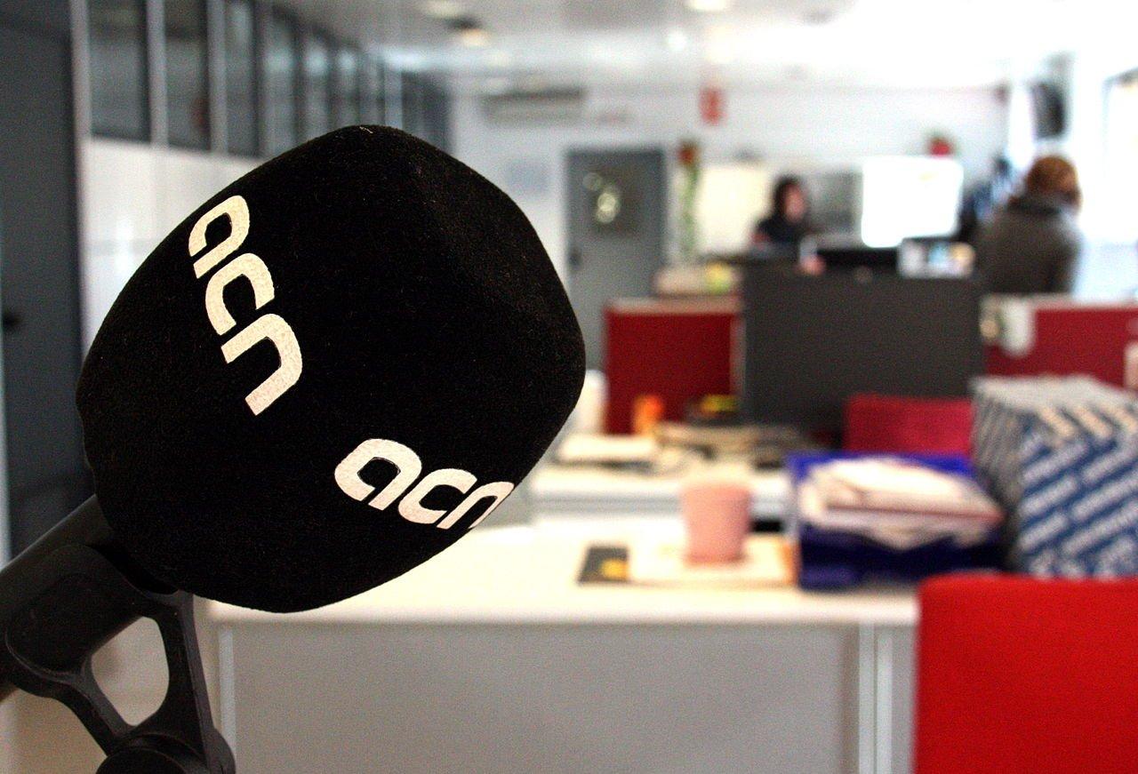 Redacción de la Agència Catalana de Notícies