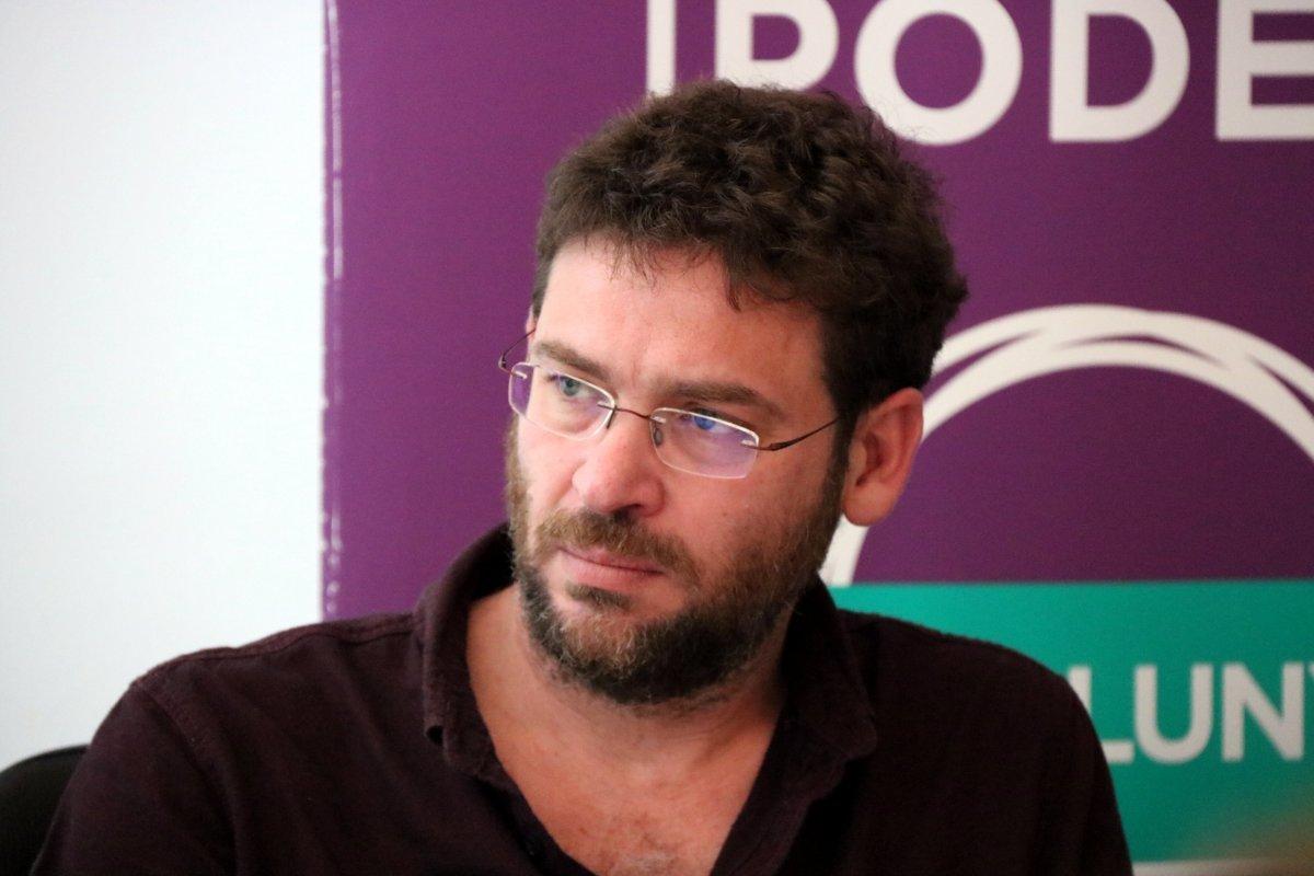 L'exlíder de Podem a Catalunya, Albano-Dante Fachín