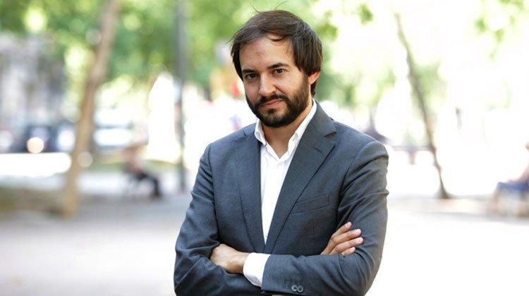 Albert Segura, presentador de 'El matí de Catalunya Ràdio', aquest e