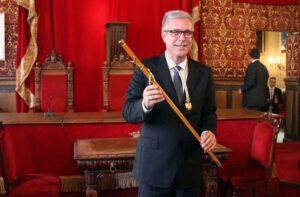 Josep Fèlix Ballesteros, alcalde de Tarragona