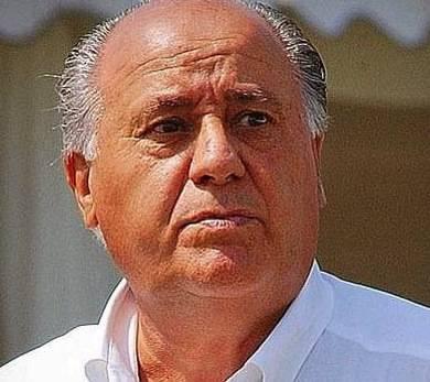 El magnat d'Inditex, Amancio Ortega