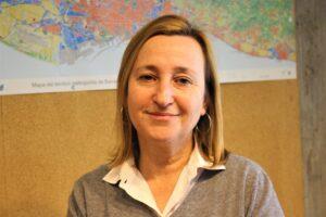 Maite Aymerich, vicepresidenta del Área Metropolitana de Barcelona
