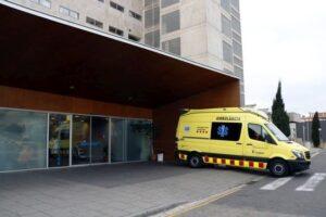Ambulància del Servei d'Emergències Mèdiques
