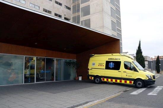 Ambulancia del Servicio de Emergencias Médicas