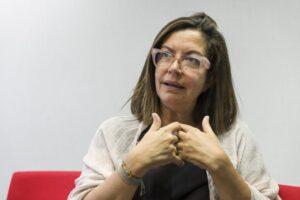 Angels Barceló, en una entrevista al digital CRÍTIC
