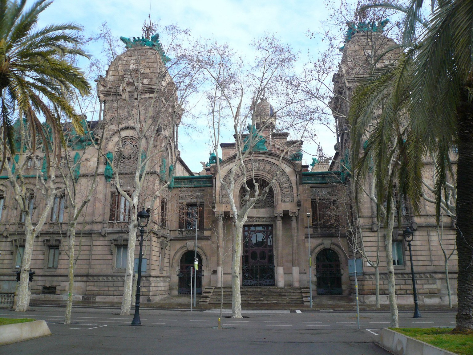 Audiència Provincial de Barcelona (Pere López-Wikipedia)