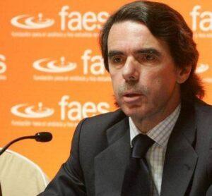 Aznar, FAES