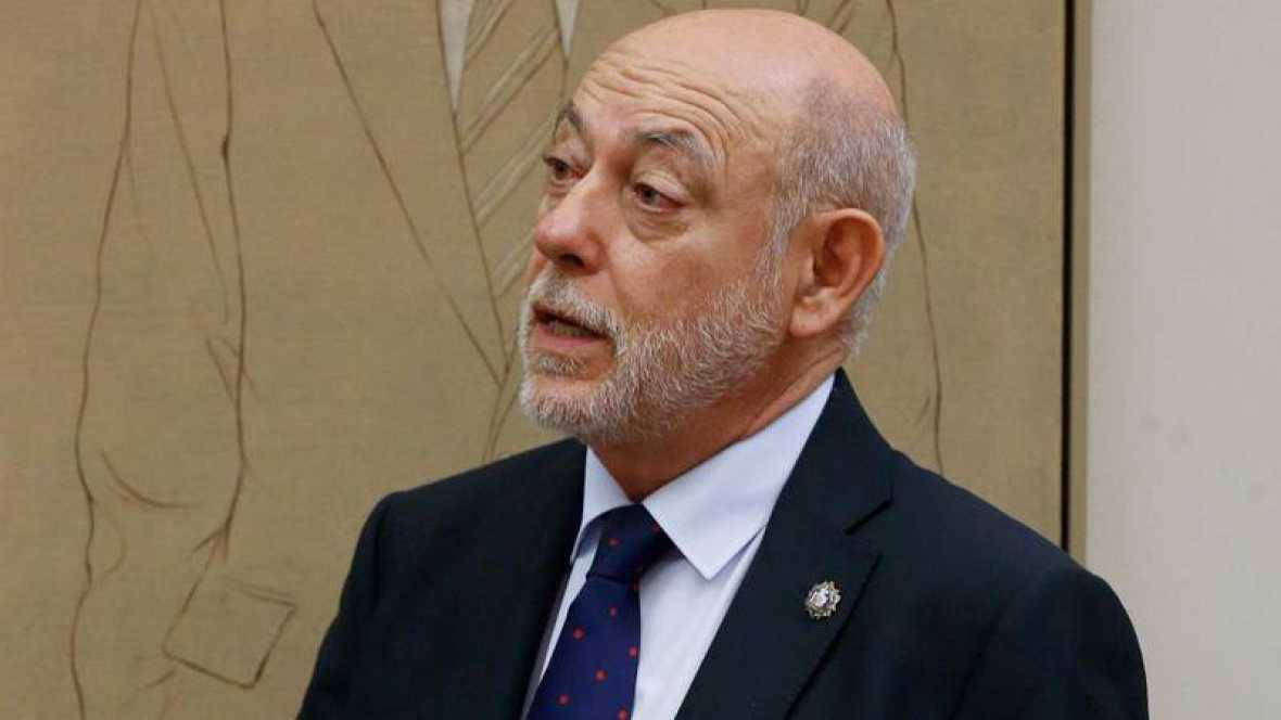 José Manuel Maza, president Consell Fiscal