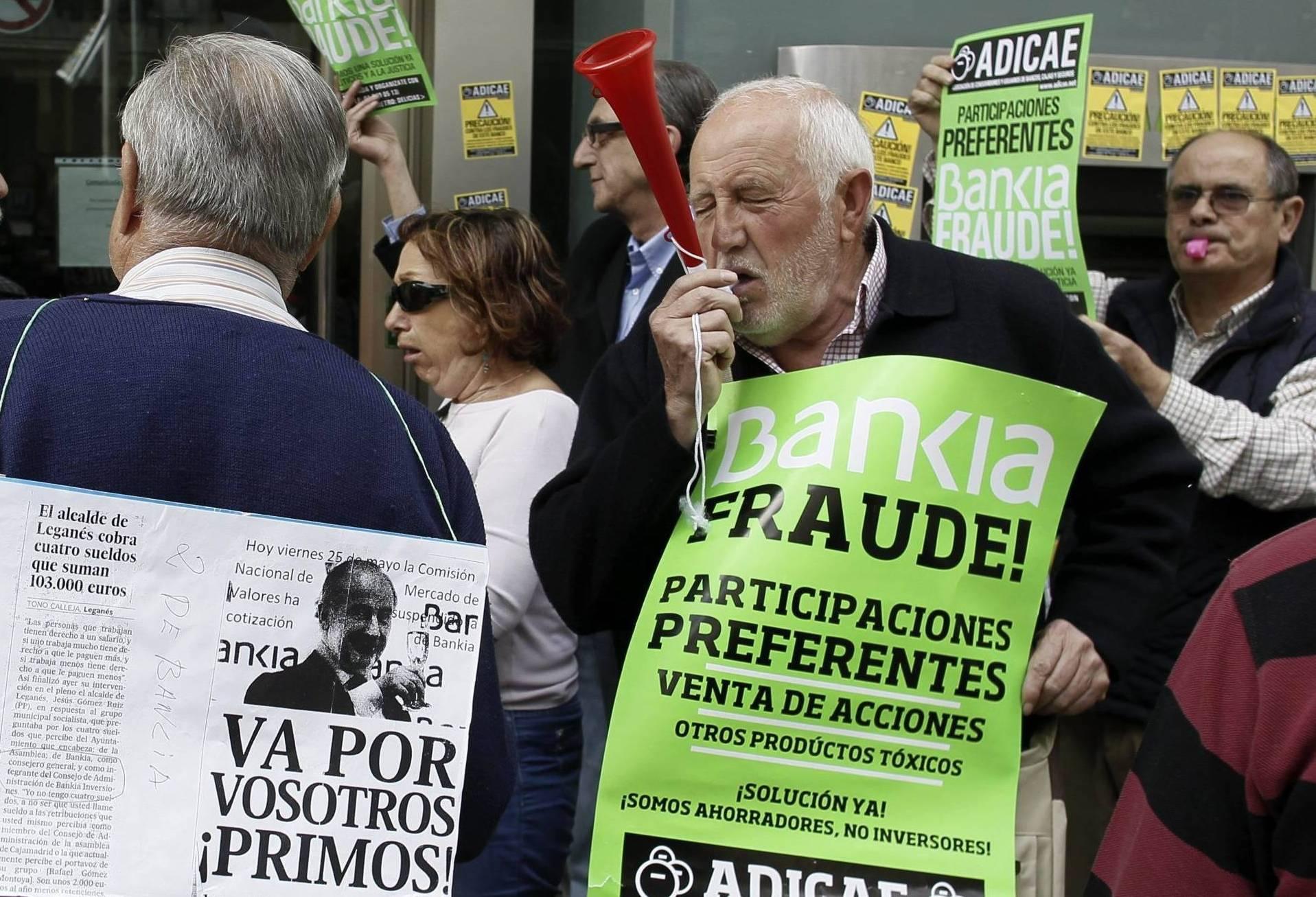 Bankia preferents