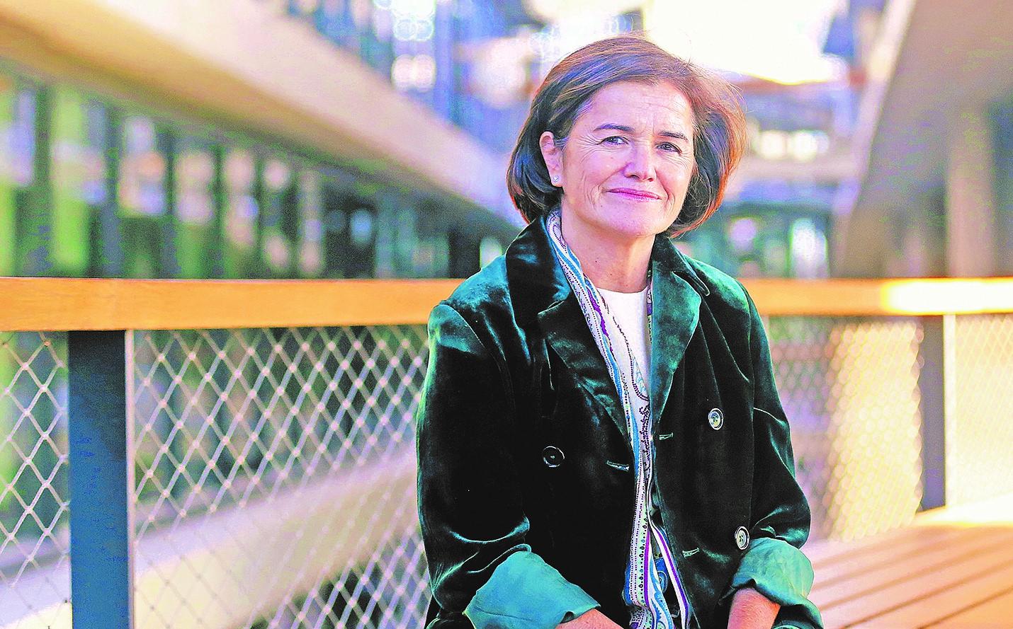 Sofía Rodríguez-Sahagún, directora de Transformación Digital de BBV