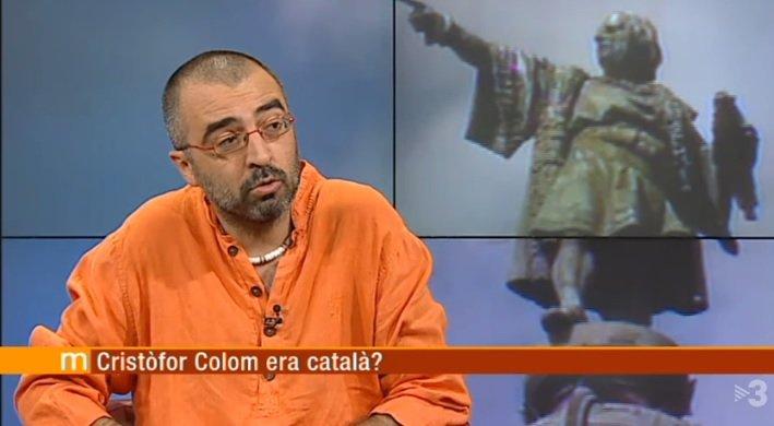 Jordi Bilbeny a Els Matins de TV3