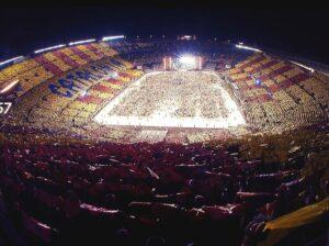 Concert per la Llibertat Camp Nou