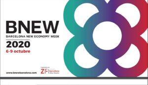 Logo de la Barcelona New Economy Week