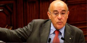 Boi Ruiz, ex-conseller de Salut