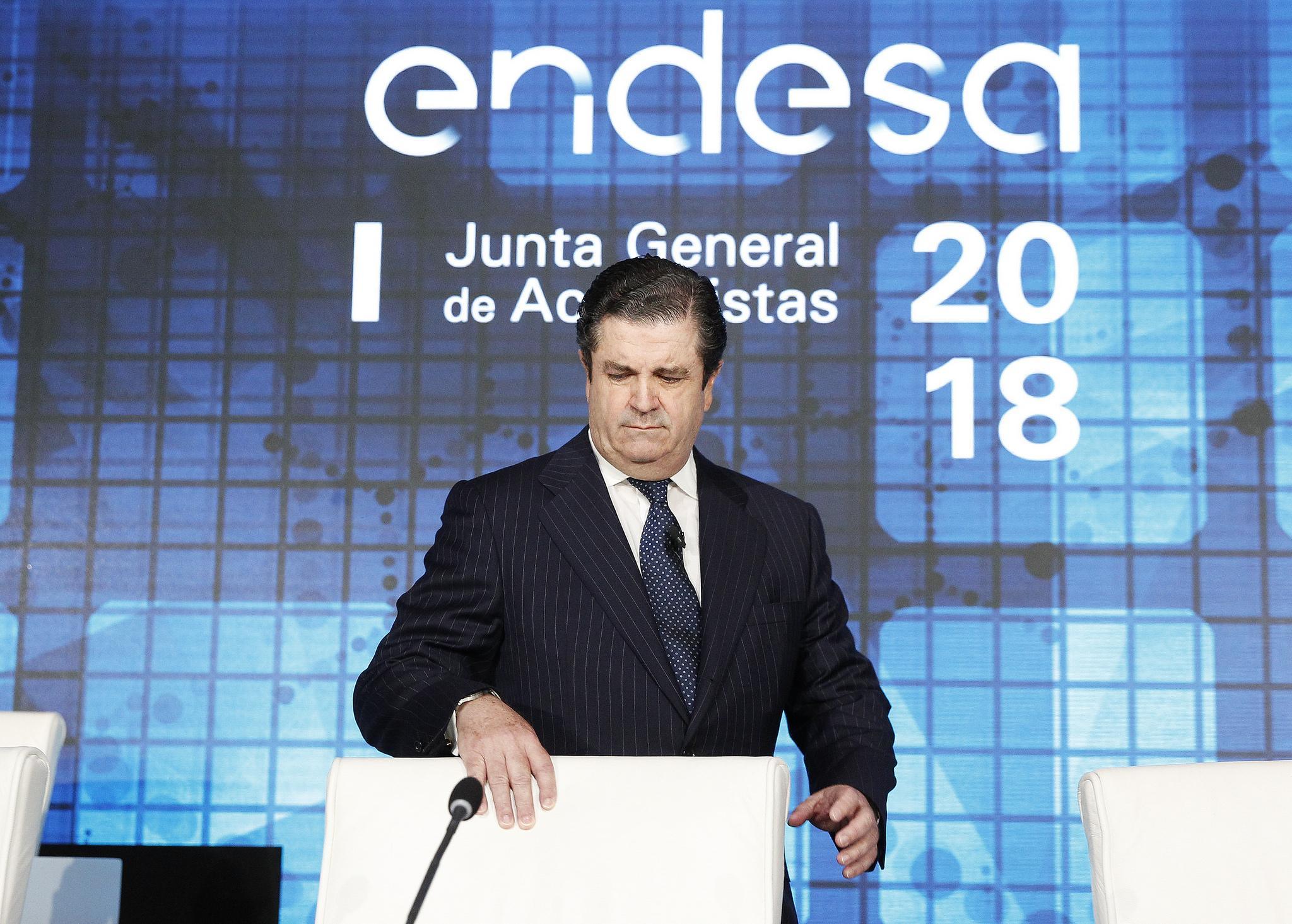 Borja Pardo, presidente de Endesa