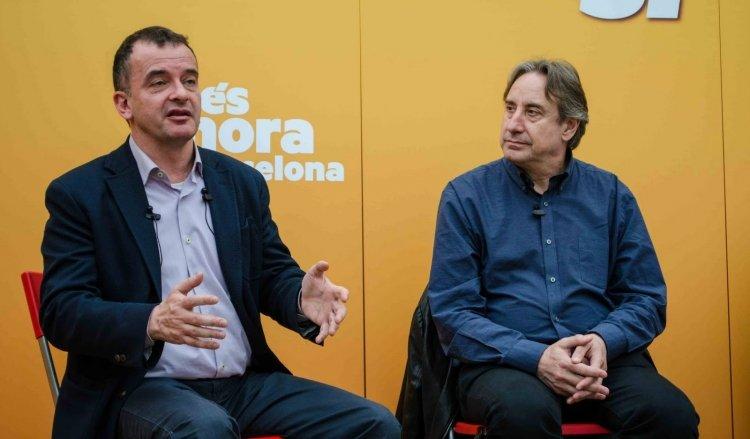 Bosch i Puigcorbé, en un acte de campanya