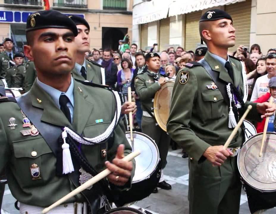Banda Brigada Paracaigudista
