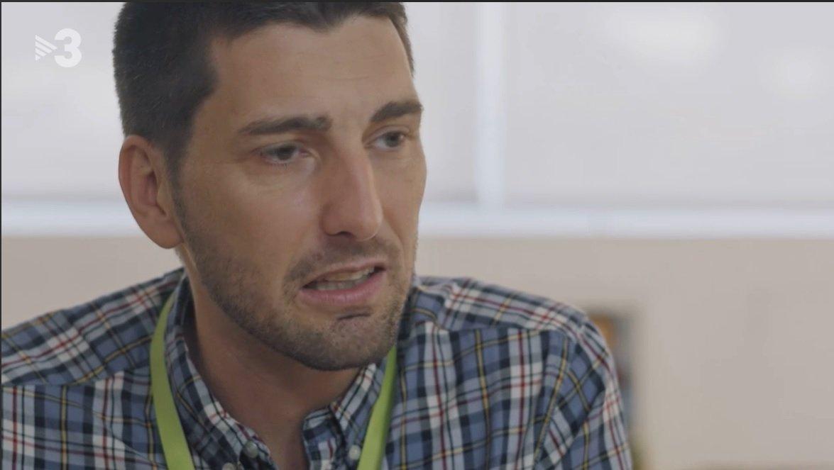 L'epidemiòleg Oriol Mitjà, al documental que li va dedicar TV3