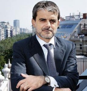 Jaume Malet, president de la Cambra de Comerç d'EUA a Espanya