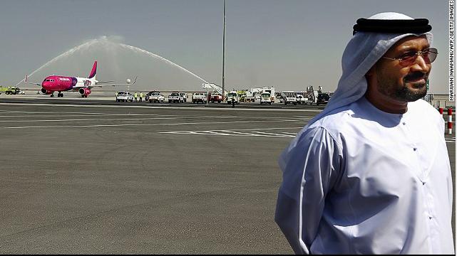 Aeroport Internacional Al Maktoum, a Dubai