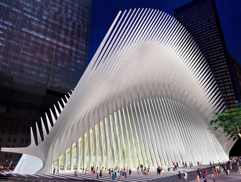 """El projecte del """"Calatrasaurus"""" del 'diví' Calatrava a la Zona Zero"""