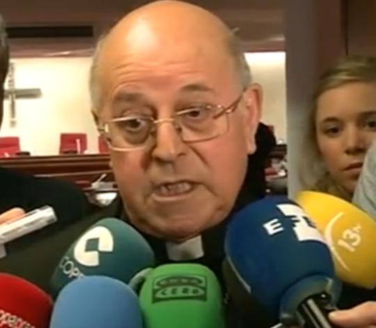 Ricardo Blázquez, president de la Conferència Episcopal